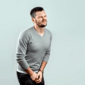 bladder infection symptoms in men