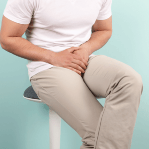 urinary incontinence for men