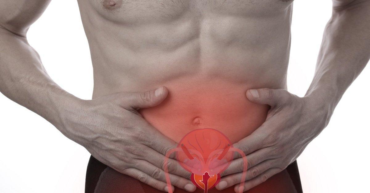 bladder health tips for men